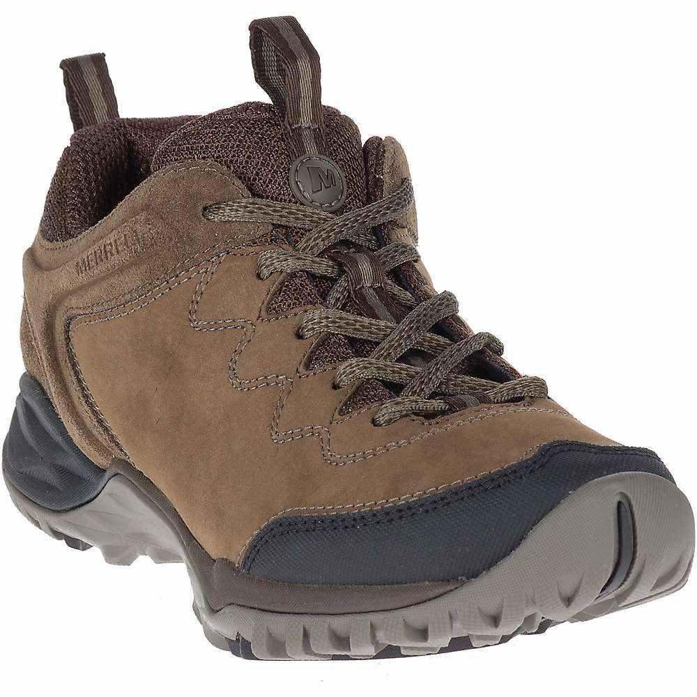 メレル Merrell レディース ハイキング・登山 シューズ・靴【Siren Traveller Q2 Shoe】Slate Black