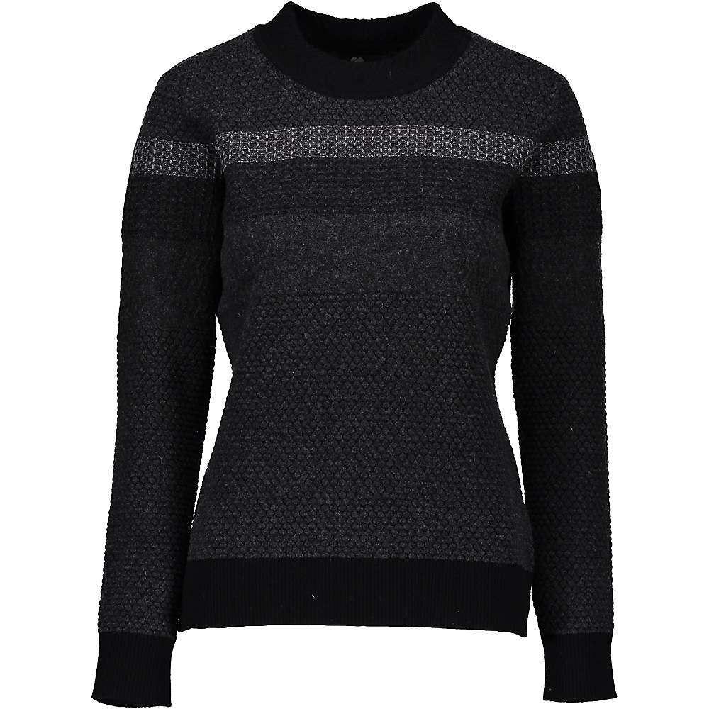 オバマイヤー Obermeyer レディース ハイキング・登山 トップス【Chevoit Crewneck Sweater】Black