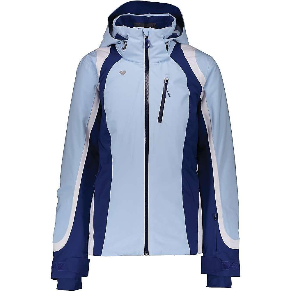 オバマイヤー Obermeyer レディース スキー・スノーボード アウター【Jette Jacket】Icescape Blue