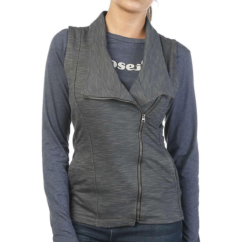 ストーンウェアデザイン Stonewear Designs レディース トップス ベスト・ジレ【Explorer Vest】Pewter Heather