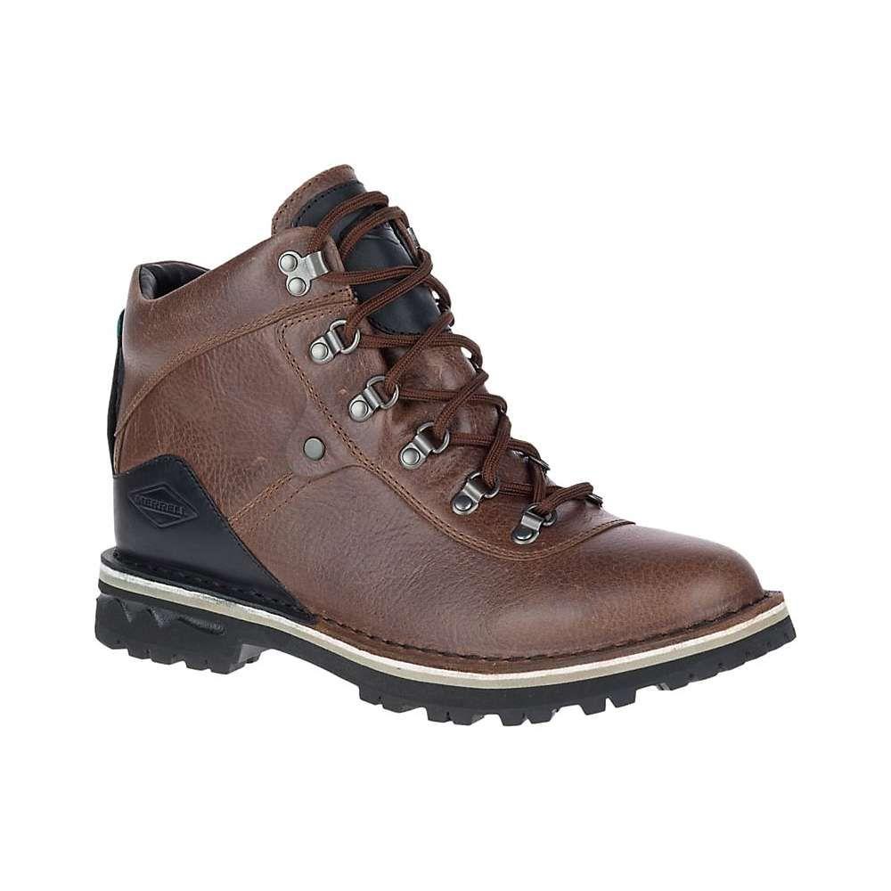 メレル Merrell レディース ハイキング・登山 シューズ・靴【Sugarbush Valley Waterproof Boot】Dark Earth