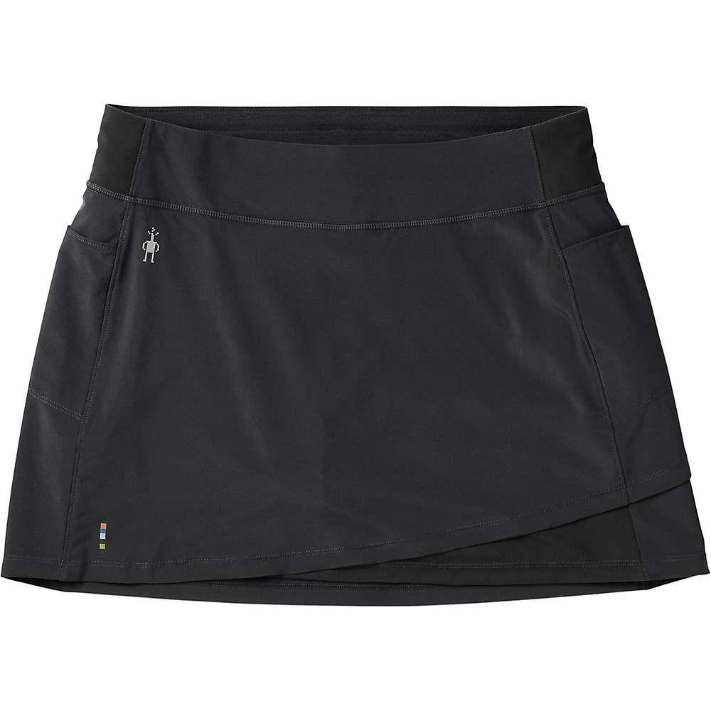 スマートウール Smartwool レディース ハイキング・登山 ボトムス・パンツ【Merino Sport Lined Skirt】Black