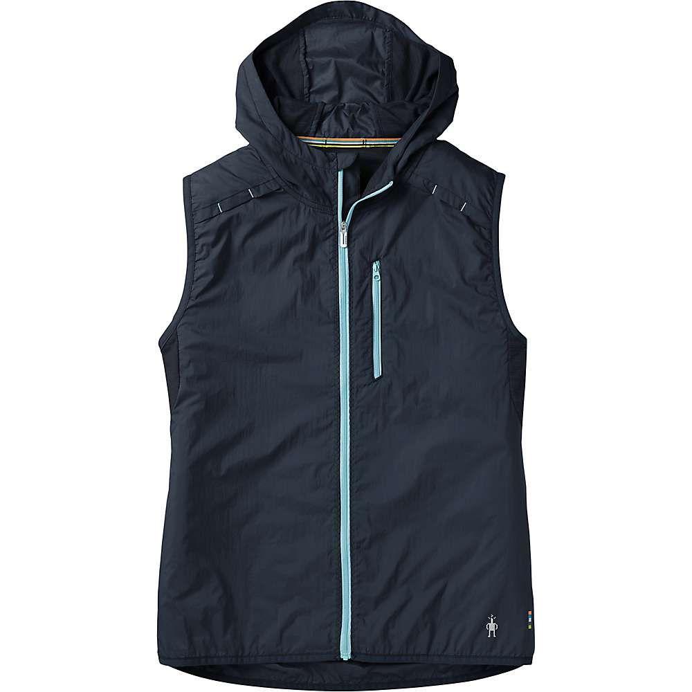 スマートウール Smartwool レディース トップス ベスト・ジレ【Merino Sport Ultra Light Vest】Deep Navy
