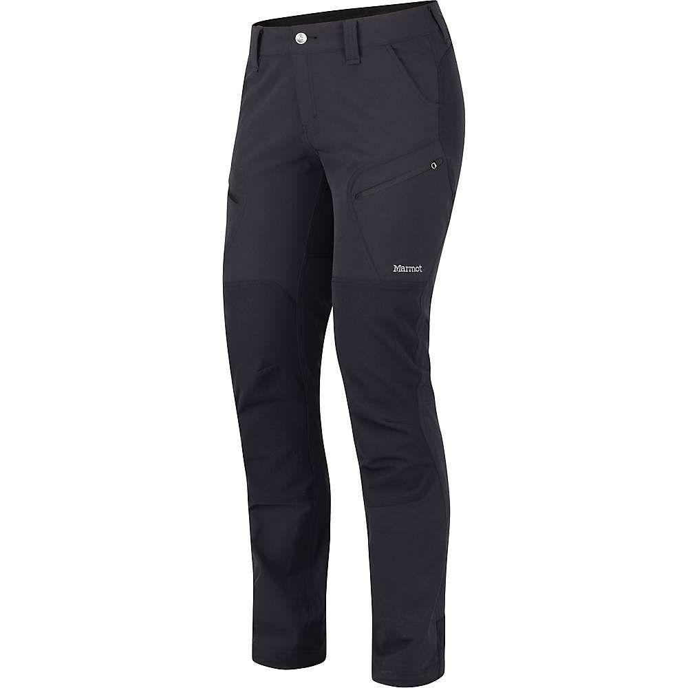 マーモット Marmot レディース ハイキング・登山 ボトムス・パンツ【Limantour Pant】Black