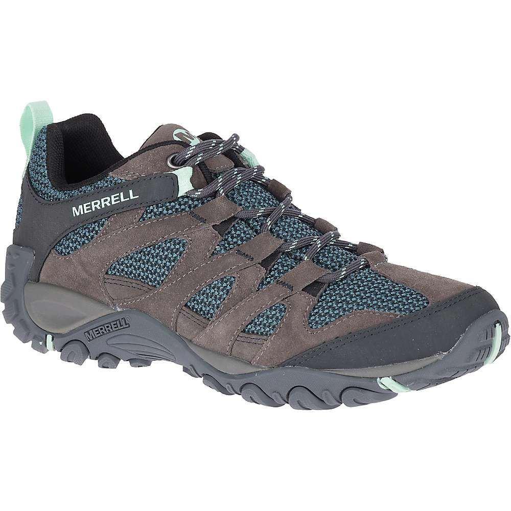 メレル Merrell レディース ハイキング・登山 シューズ・靴【Alverstone Boot】Charcoal
