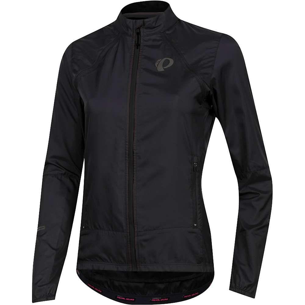 パールイズミ Pearl Izumi レディース 自転車 アウター【Elite Escape Convert Jacket】Black