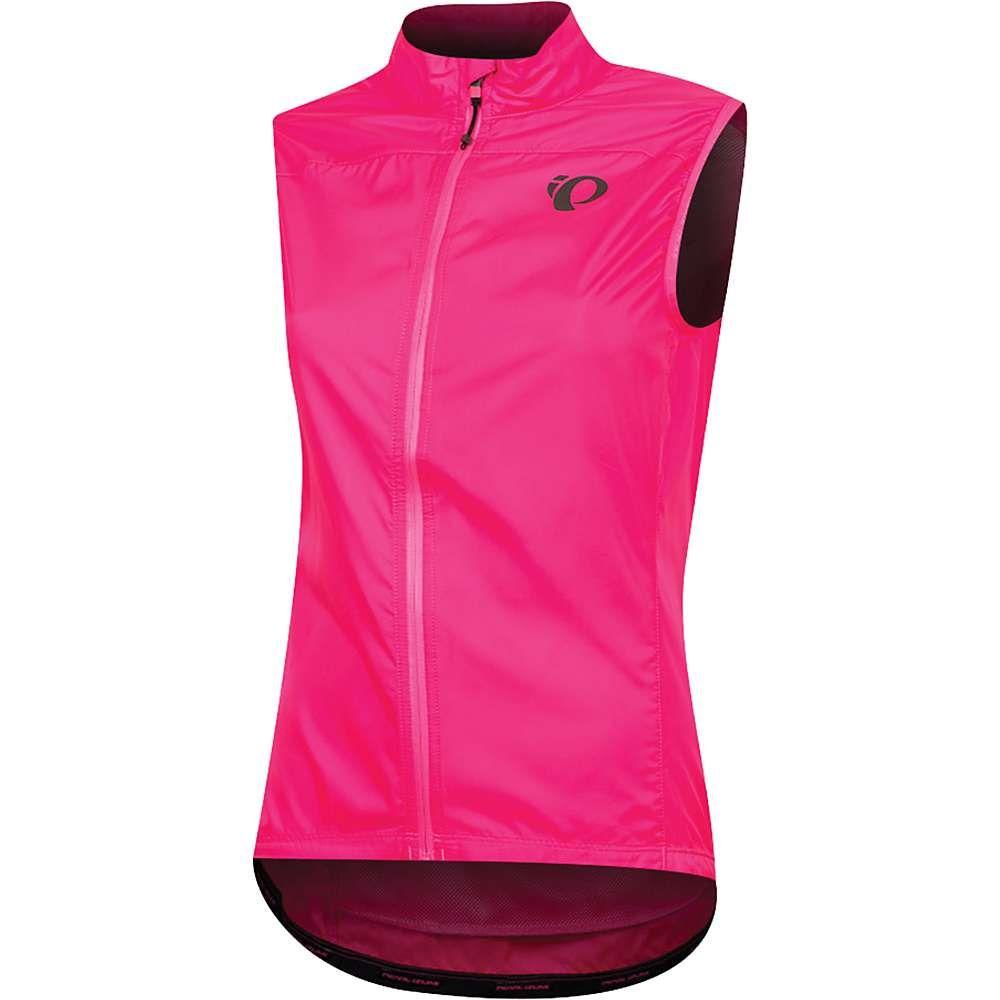 パールイズミ Pearl Izumi レディース 自転車 トップス【Elite Escape Barrier Vest】Screaming Pink