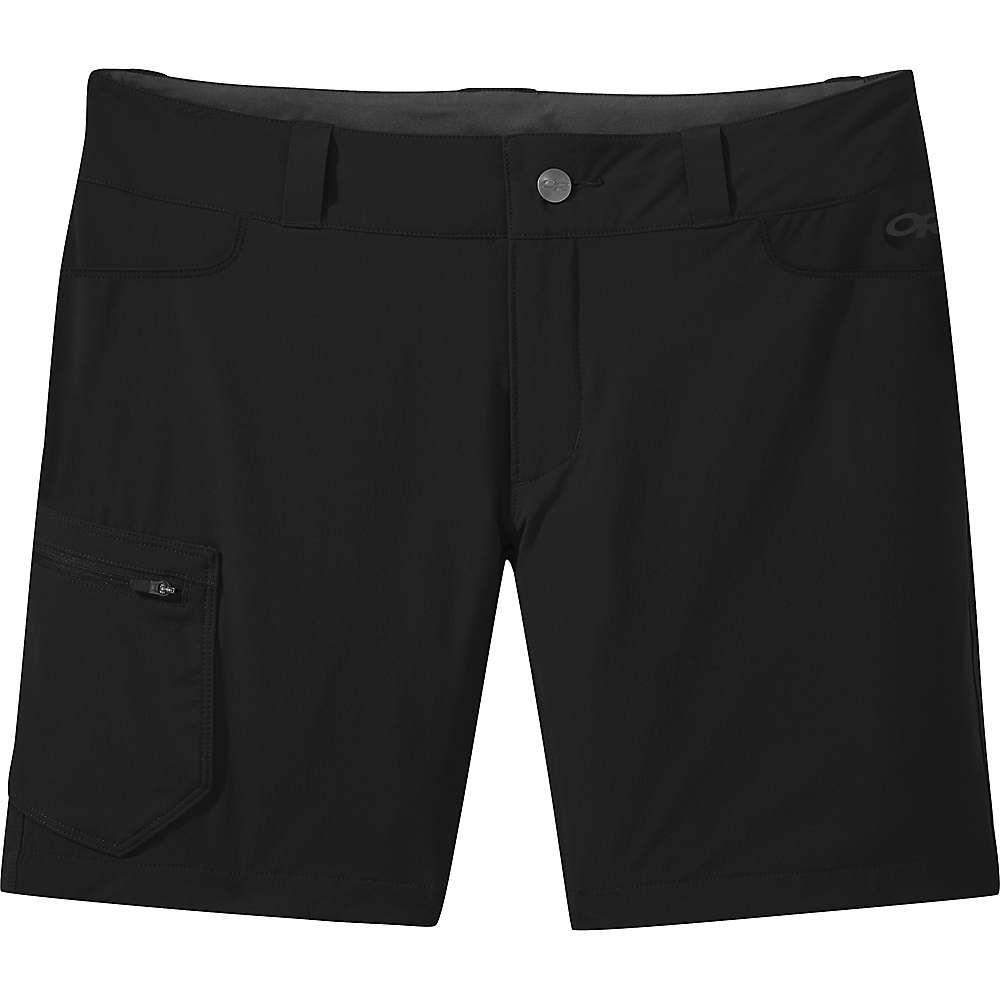 アウトドアリサーチ Outdoor Research レディース ハイキング・登山 ボトムス・パンツ【Ferrosi 5 Inch Short】Black