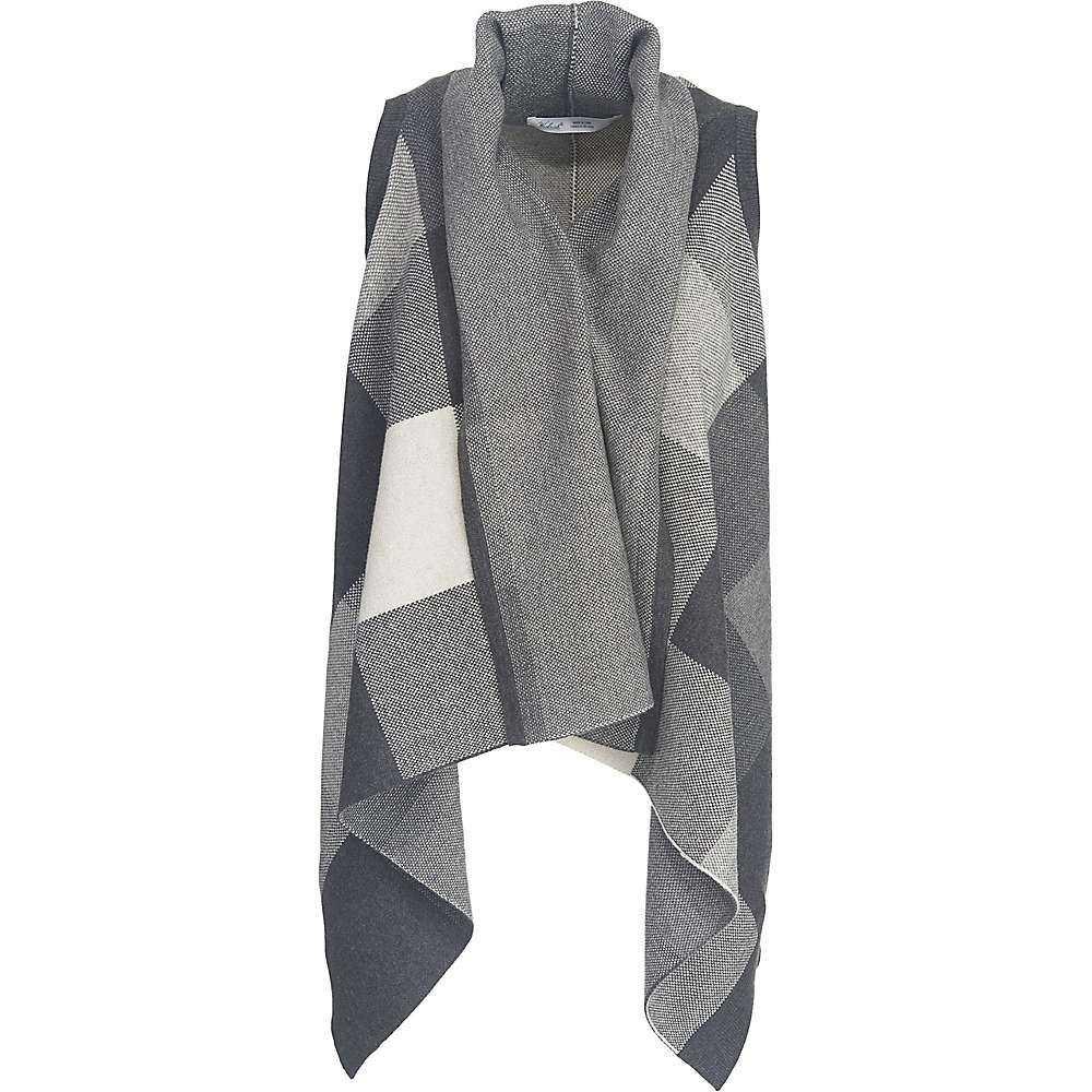 ウールリッチ Woolrich レディース トップス ベスト・ジレ【Buffalo Sweater Vest】Cool Grey Buffalo