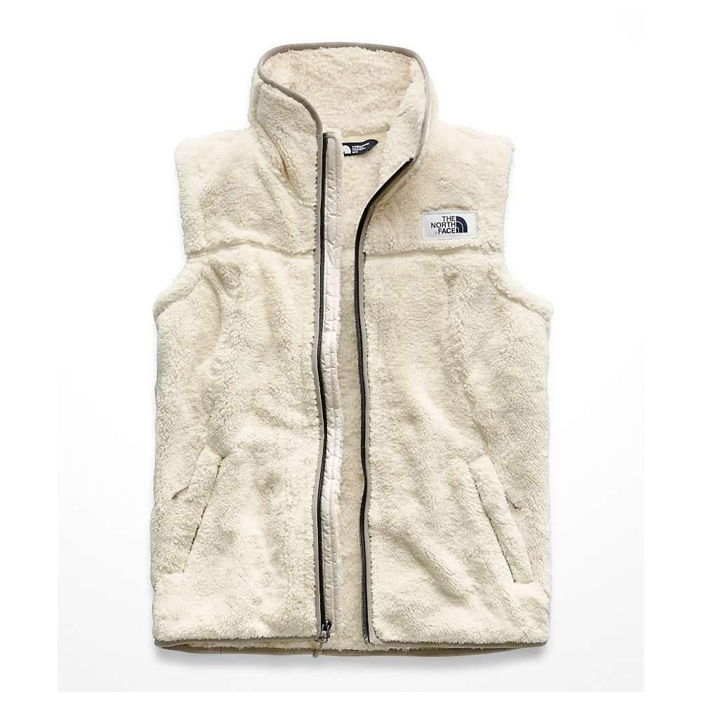 ザ ノースフェイス The North Face レディース トップス ベスト・ジレ【Campshire Vest】Vintage White/Silt Grey