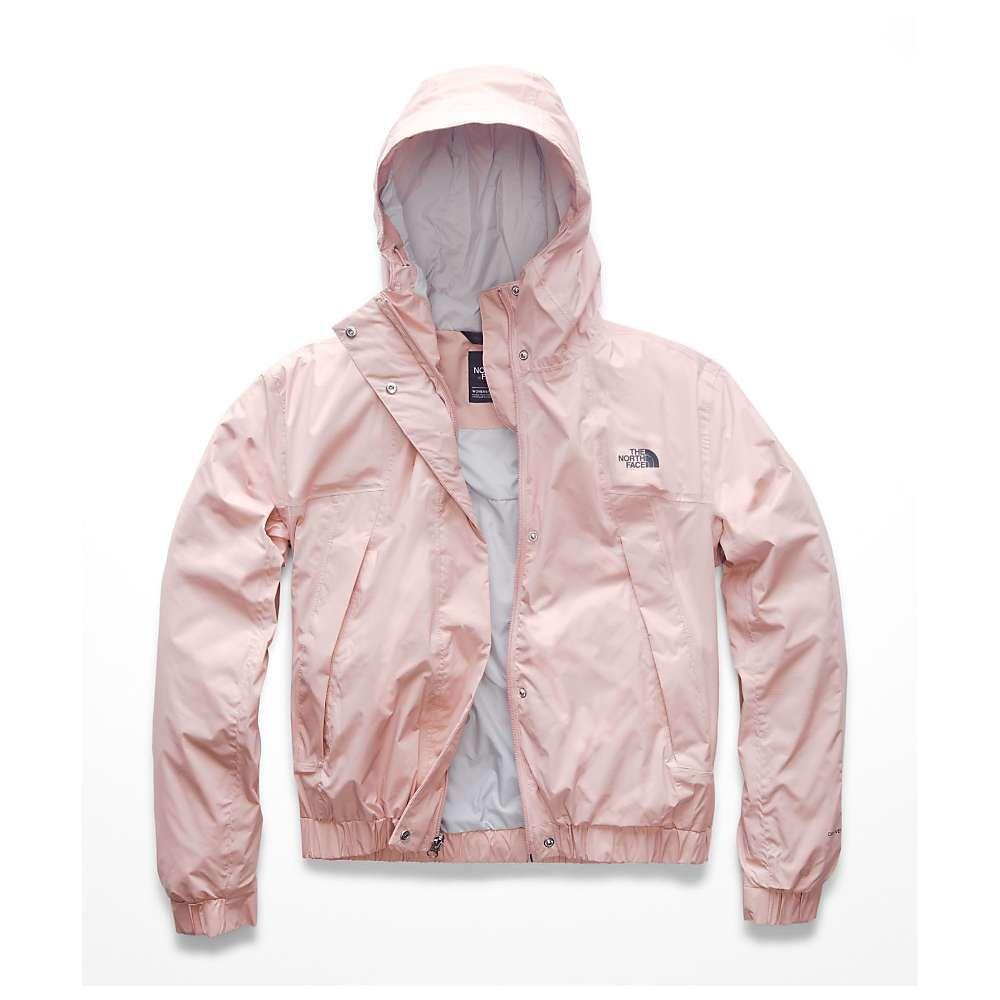 ザ ノースフェイス The North Face レディース アウター レインコート【Precita Rain Jacket】Misty Rose