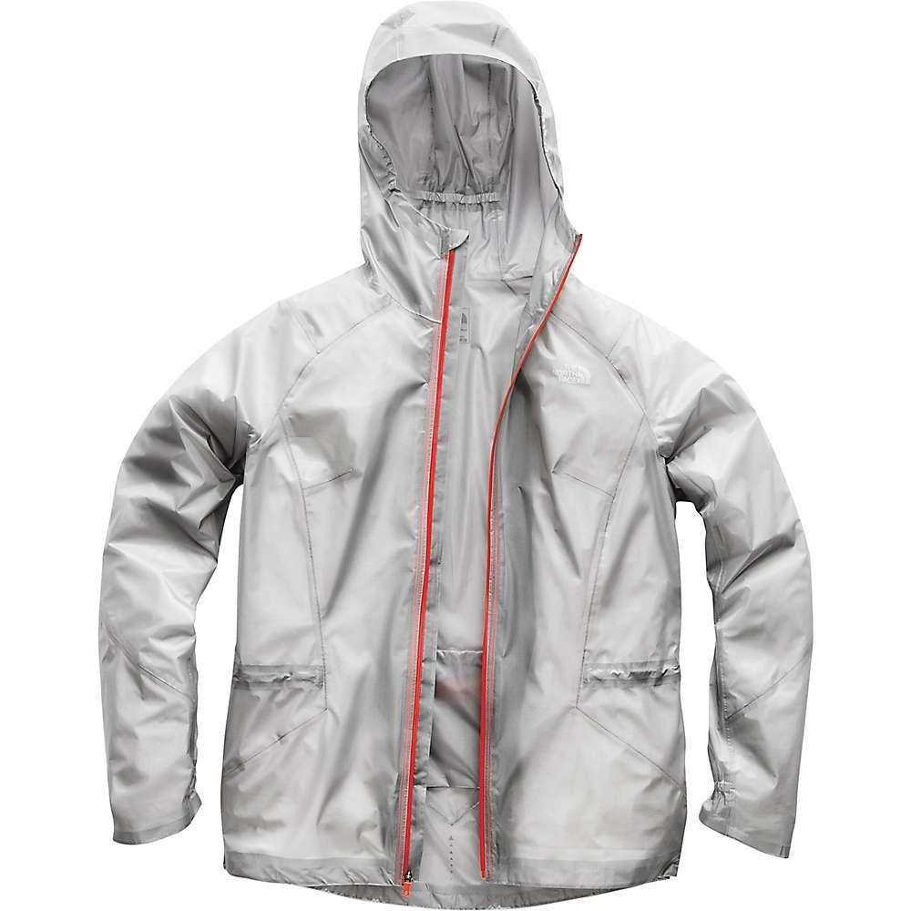 ザ ノースフェイス The North Face レディース アウター レインコート【Flight H2O Jacket】High Rise Grey