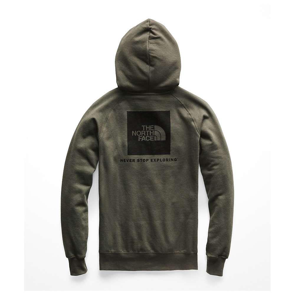 ザ ノースフェイス The North Face レディース ハイキング・登山 トップス【Red Box Pullover Hoodie】New Taupe Green/TNF Black