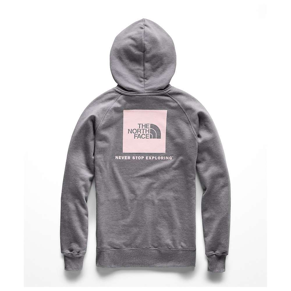 ザ ノースフェイス The North Face レディース ハイキング・登山 トップス【Red Box Pullover Hoodie】TNF Medium Grey Heather/Pink Salt