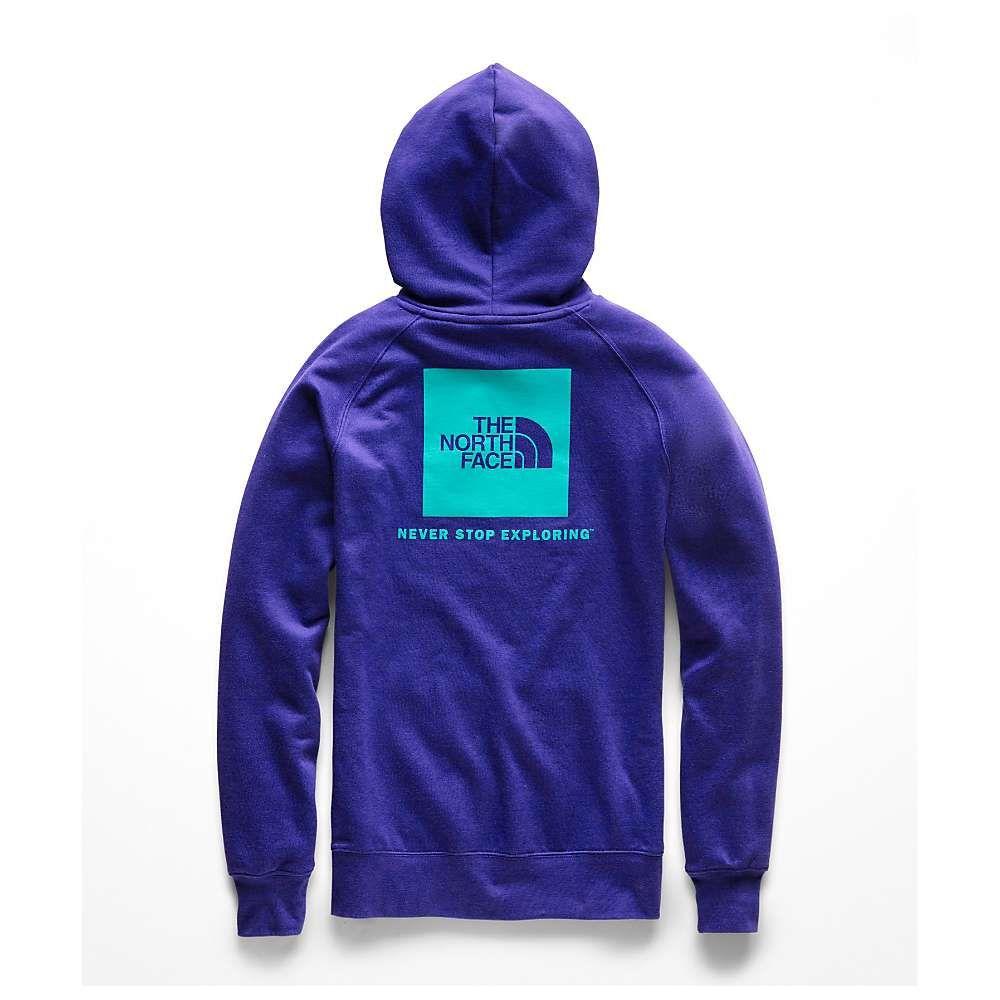 ザ ノースフェイス The North Face レディース ハイキング・登山 トップス【Red Box Pullover Hoodie】Aztec Blue/Ion Blue