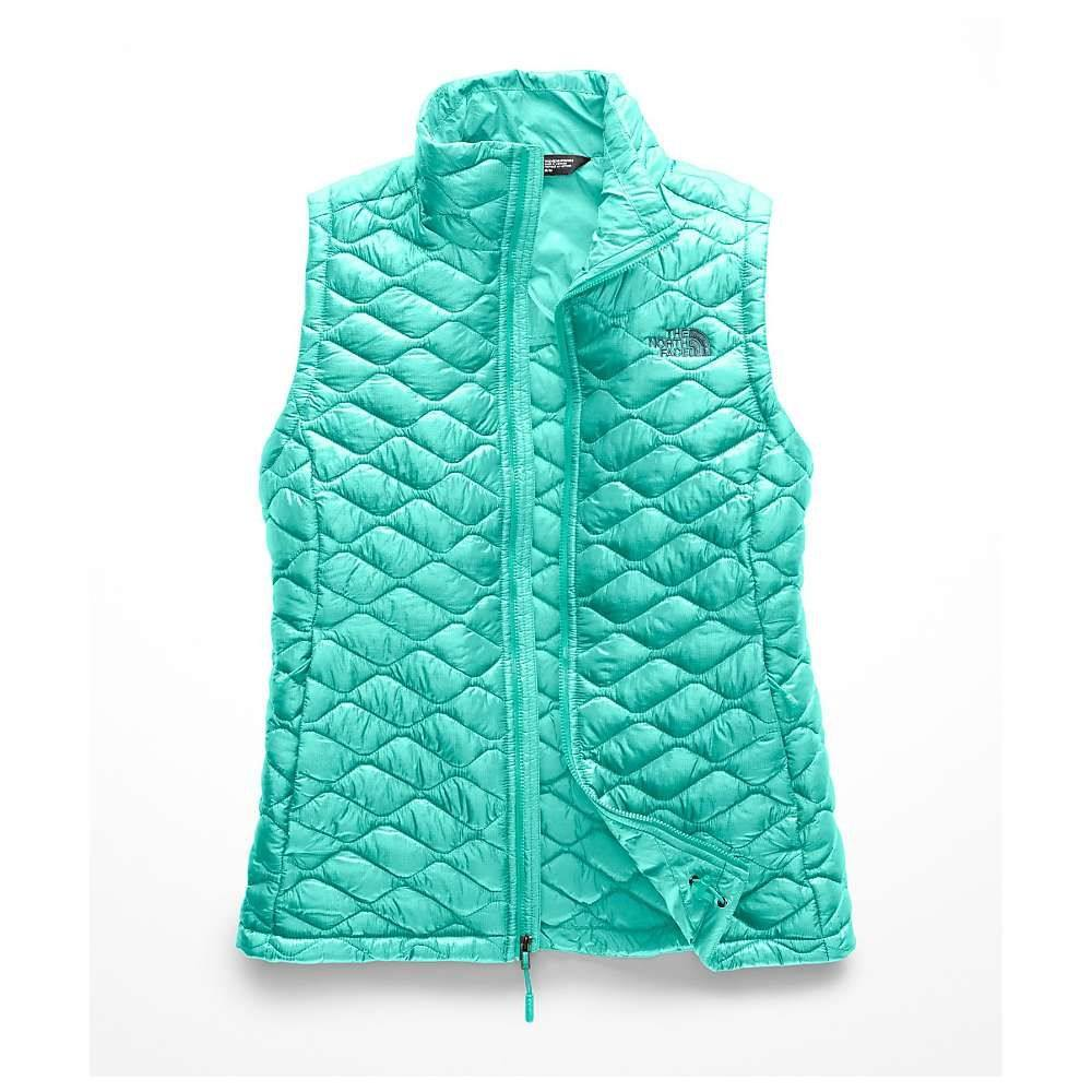 ザ ノースフェイス The North Face レディース トップス ベスト・ジレ【ThermoBall Vest】Mint Blue