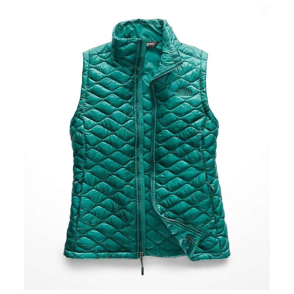 ザ ノースフェイス The North Face レディース トップス ベスト・ジレ【ThermoBall Vest】Everglade