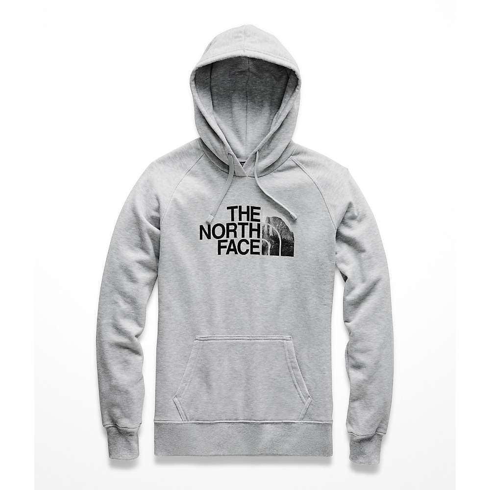 ザ ノースフェイス The North Face レディース ハイキング・登山 トップス【Half Dome Stayframe Pullover Hoodie】TNF Light Grey Heather