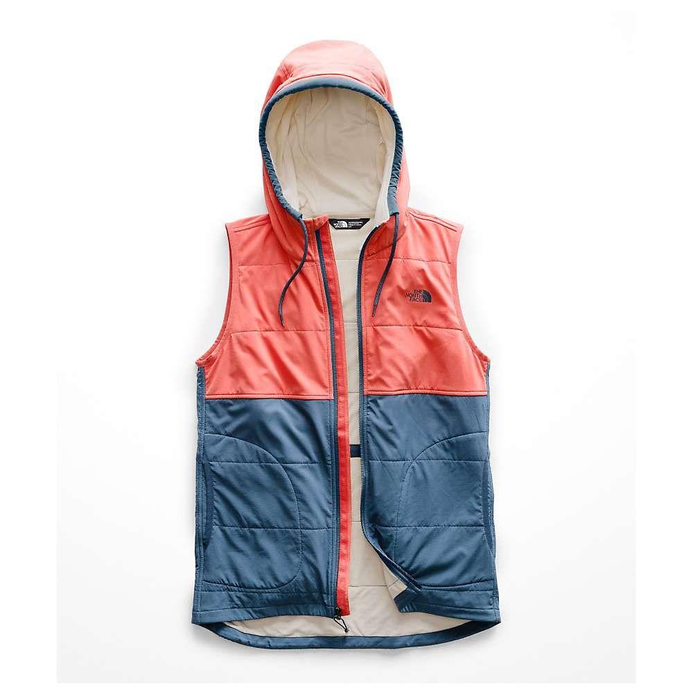 ザ ノースフェイス The North Face レディース トップス ベスト・ジレ【Mountain Sweatshirt Vest】Spiced Coral Multi