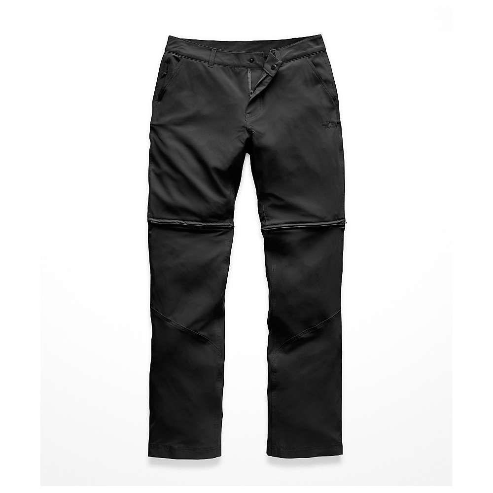 ザ ノースフェイス The North Face レディース ハイキング・登山 ボトムス・パンツ【Paramount Convertible Pant】TNF Black