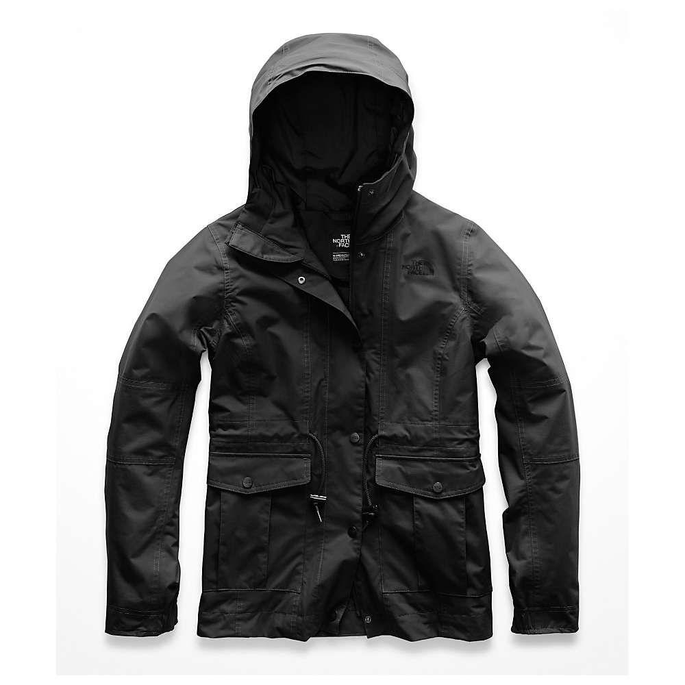 ザ ノースフェイス The North Face レディース アウター レインコート【Zoomie Jacket】TNF Black
