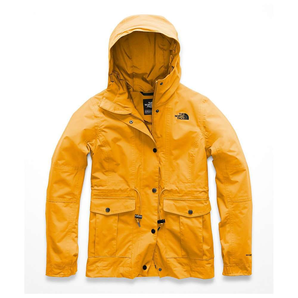ザ ノースフェイス The North Face レディース アウター レインコート【Zoomie Jacket】TNF Yellow