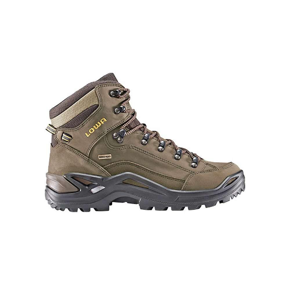 ローバー Lowa Boots メンズ ハイキング・登山 シューズ・靴【Lowa Renegade GTX Mid Boot】Sepia/Sepia