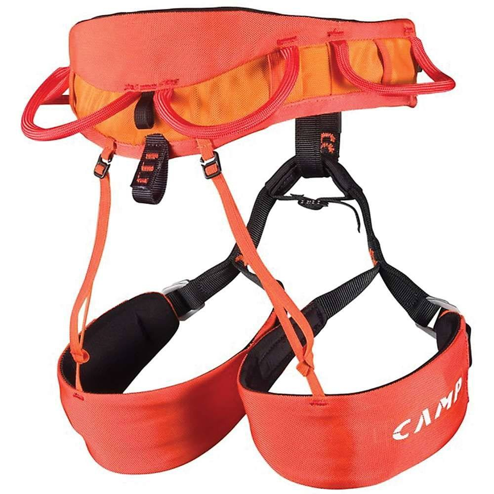キャンプUSA Camp Usa メンズ クライミング【Camp USA Jasper CR 4 Harness】Orange
