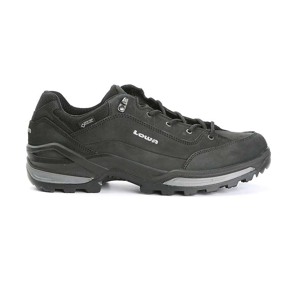 ローバー Lowa Boots メンズ ハイキング・登山 シューズ・靴【Lowa Renegade GTX Lo Shoe】Black / Graphite