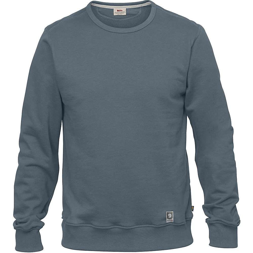 フェールラーベン Fjallraven メンズ トップス スウェット・トレーナー【Greenland Sweatshirt】Dusk