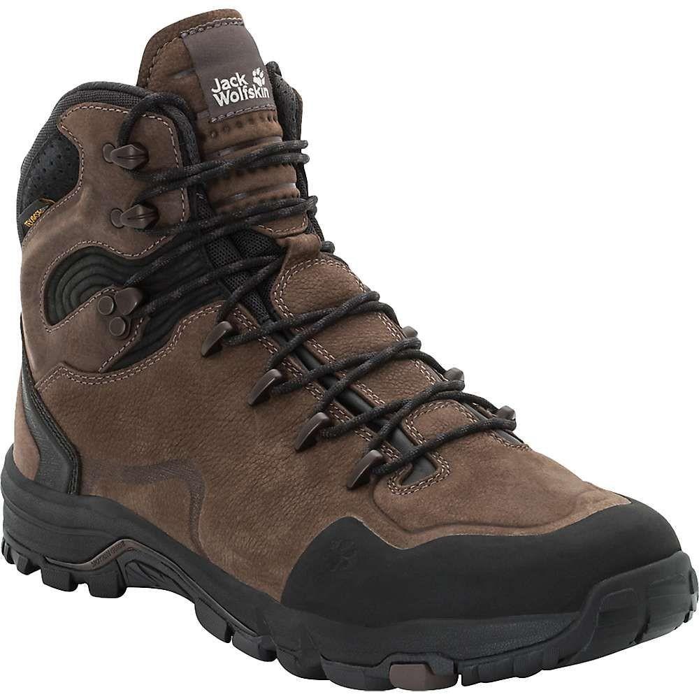 ジャックウルフスキン Jack Wolfskin メンズ ハイキング・登山 シューズ・靴【Altiplano Prime Texapore Mid Boot】Mocca