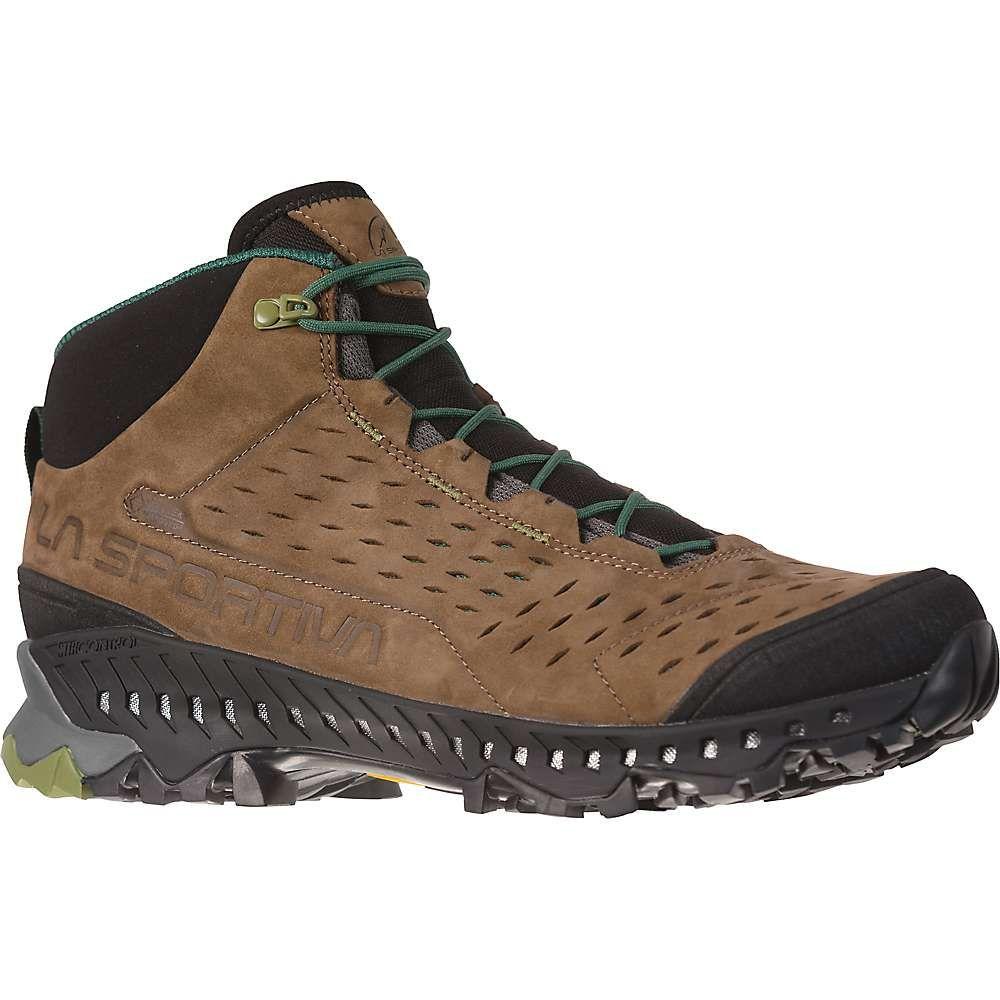 ラスポルティバ La Sportiva メンズ ハイキング・登山 シューズ・靴【Pyramid GTX Hiking Boot】Mocha / Forest