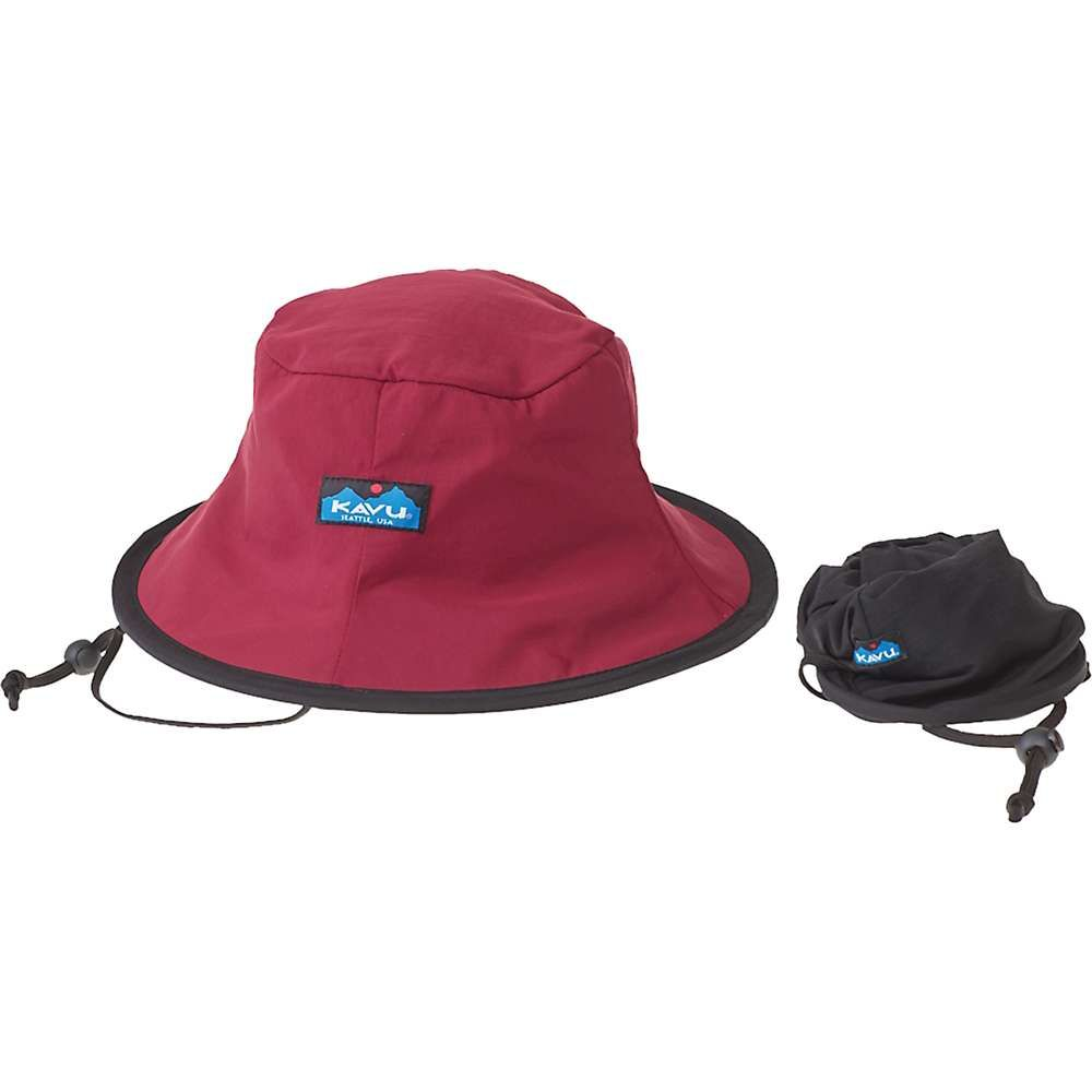 カブー Kavu メンズ 帽子 ハット【KAVU Fisherman's Chillba Hat】Wine