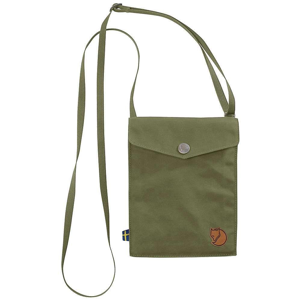 フェールラーベン Fjallraven メンズ バッグ【Pocket Pack】Green