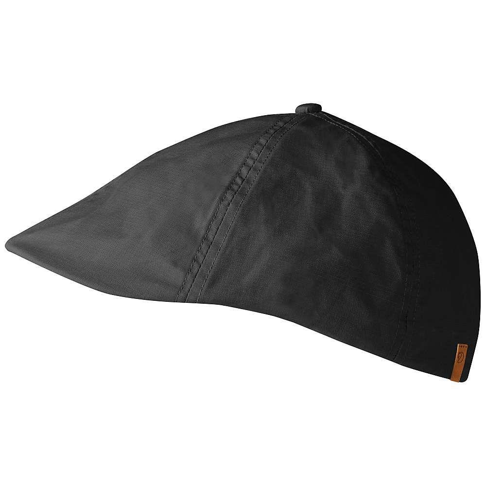 フェールラーベン Fjallraven メンズ 帽子 キャップ【Ovik Flat Cap】Dark Grey
