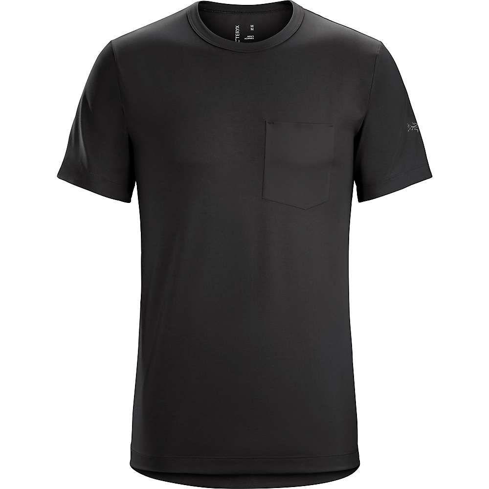 アークテリクス Arcteryx メンズ ハイキング・登山 トップス【Anzo T-Shirt】Black