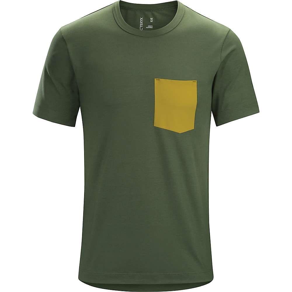 アークテリクス Arcteryx メンズ ハイキング・登山 トップス【Anzo T-Shirt】Larix