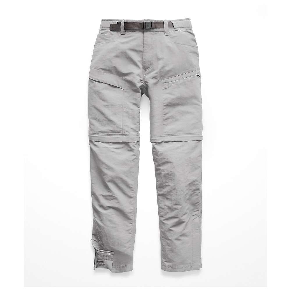 ザ ノースフェイス The North Face メンズ ハイキング・登山 ボトムス・パンツ【Paramount Trail Convertible Pant】Mid Grey