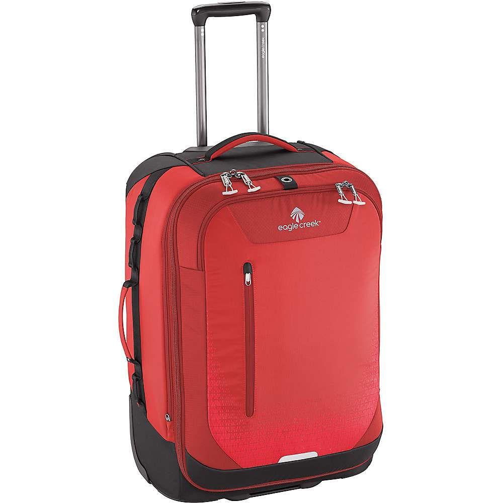 エーグルクリーク Eagle Creek ユニセックス バッグ スーツケース・キャリーバッグ【Expanse Upright 26 Travel Pack】Volcano Red