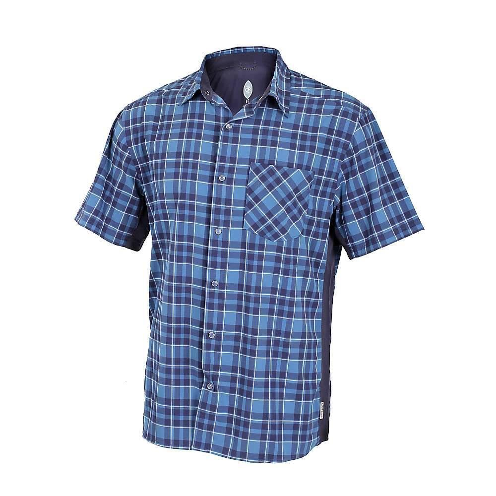 クラブライド Club Ride メンズ 自転車 トップス【Detour Shirt】Steel Blue