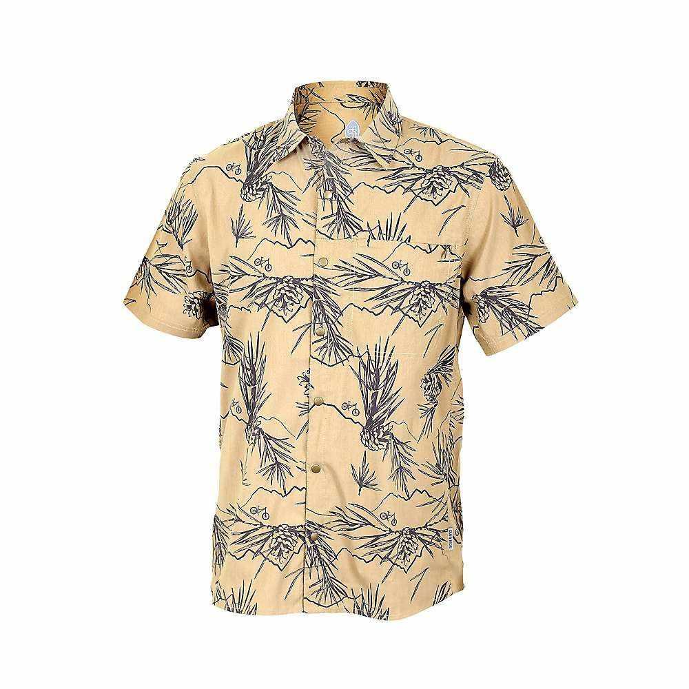 クラブライド Club Ride メンズ 自転車 トップス【Dirt Surfer Shirt】Khaki