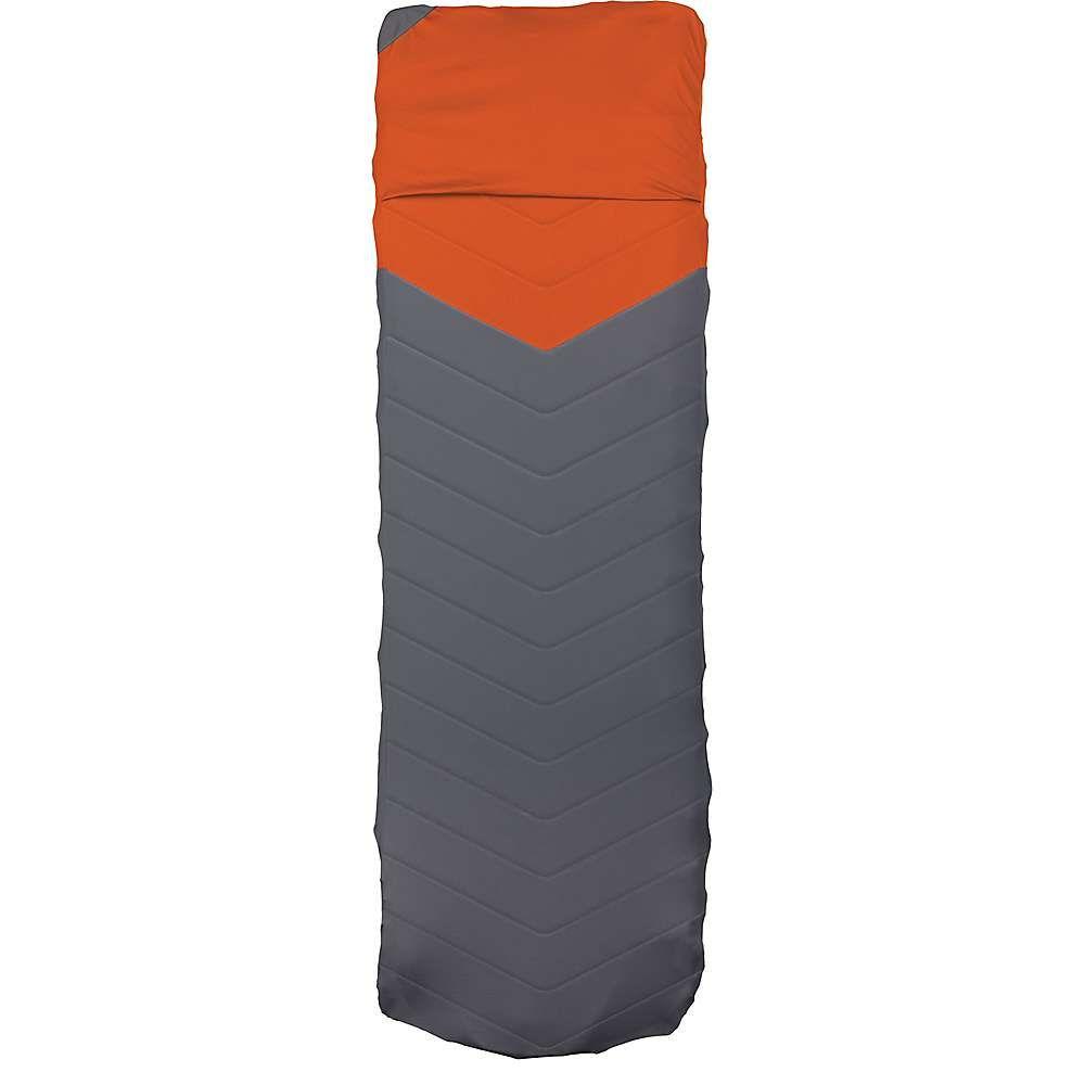 クライミット Klymit ユニセックス ハイキング・登山【Quilted V Sheet】Orange / Gray