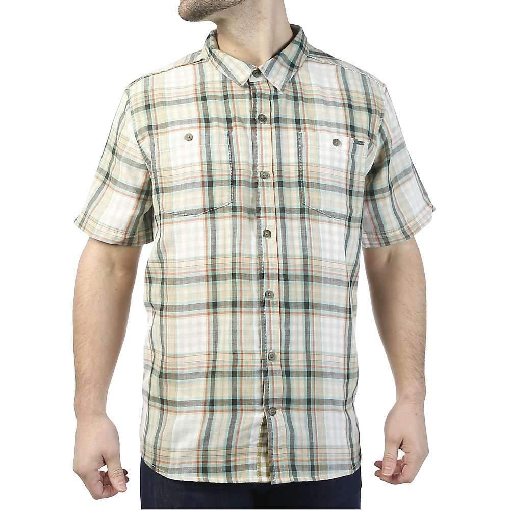 グラミチ Gramicci メンズ ハイキング・登山 トップス【LS No-Squito Shirt】Dream Blue