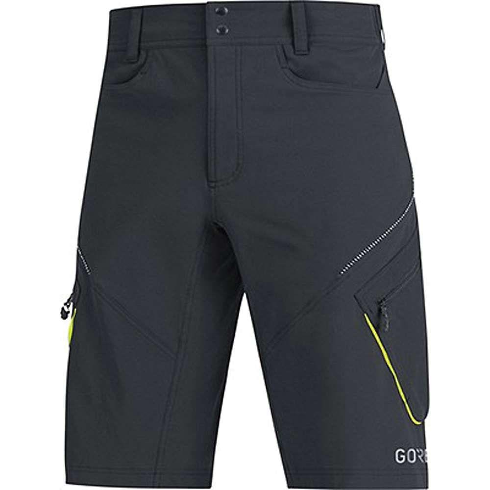 ゴアウェア Gore Wear メンズ 自転車 ボトムス・パンツ【Gore C3 Trail Short】Black