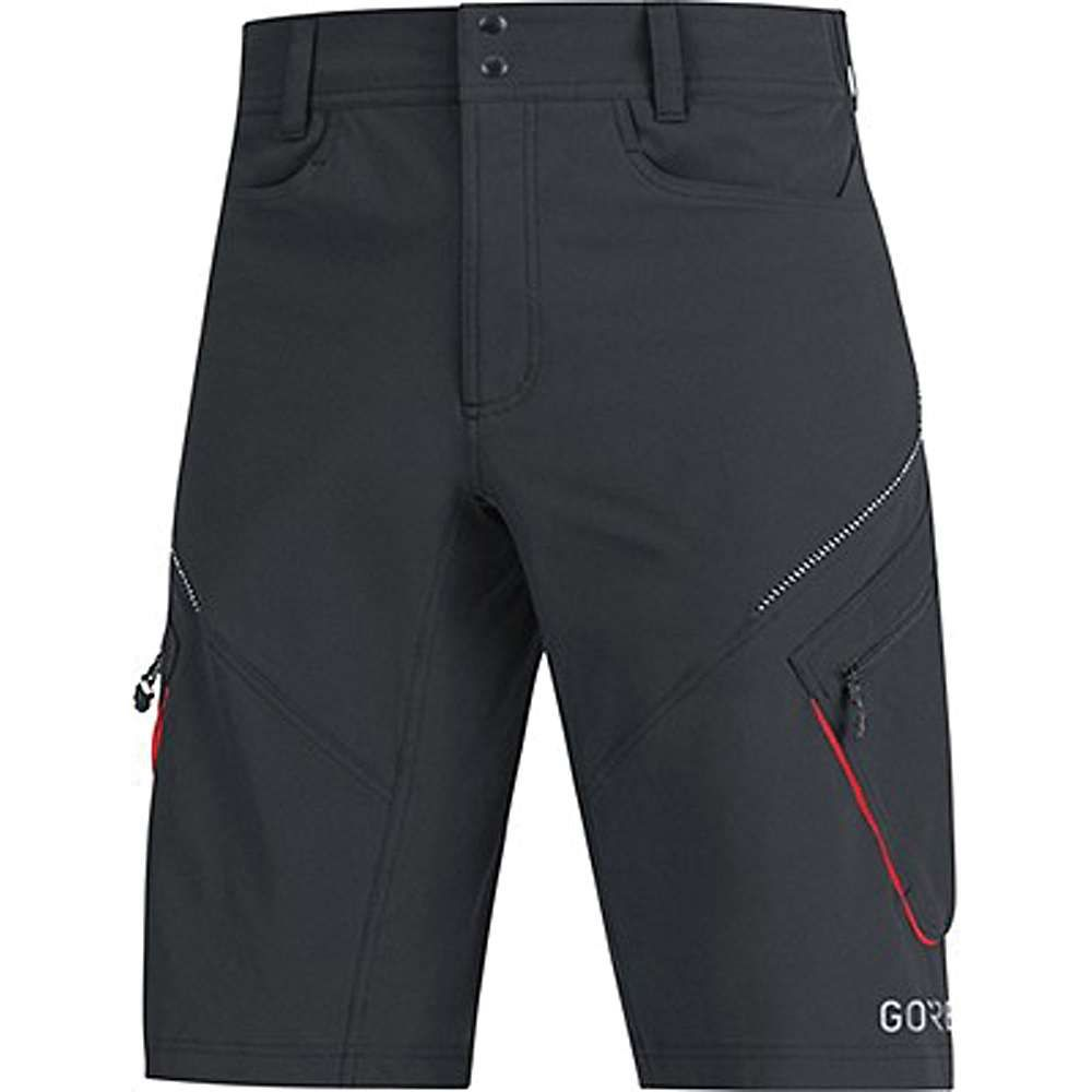 ゴアウェア Gore Wear メンズ 自転車 ボトムス・パンツ【Gore C3 Trail Short】Black / Red