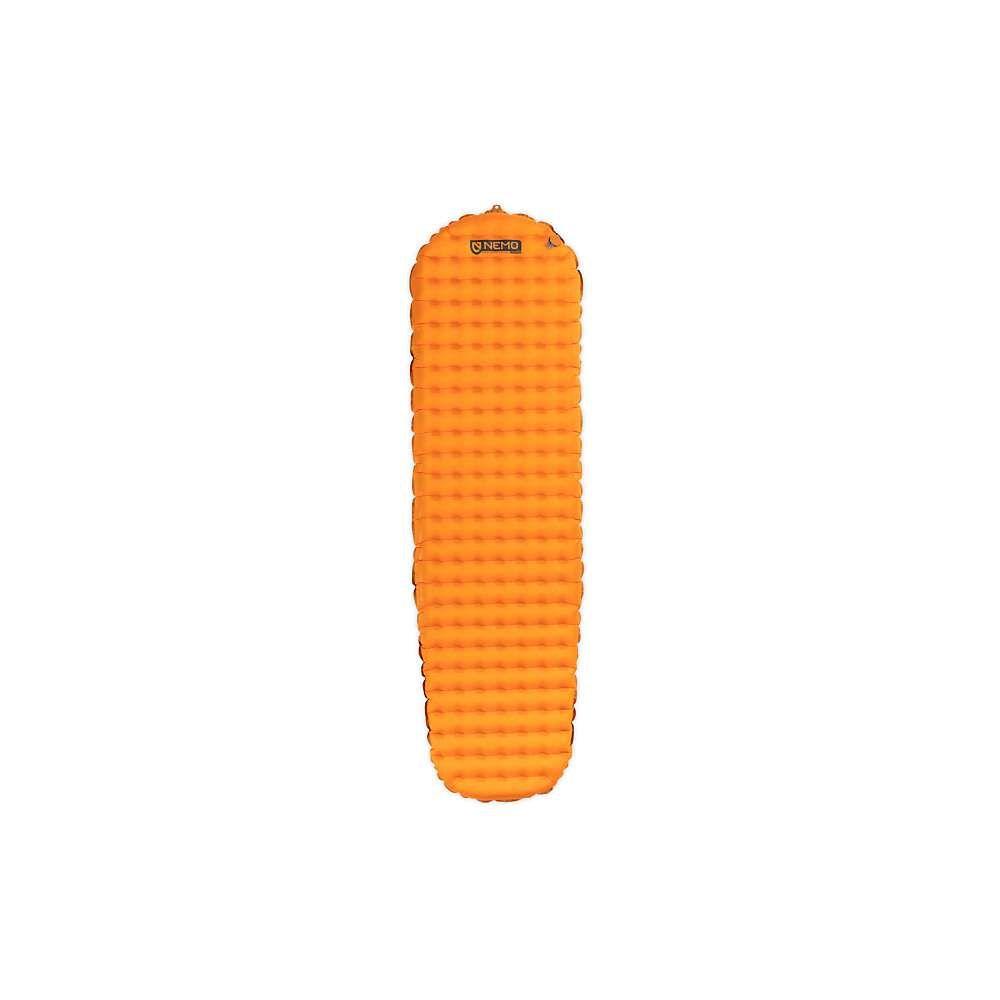 ネモ Nemo ユニセックス ハイキング・登山【NEMO Tensor Alpine Mummy Sleeping Pad】Mountaineering Orange