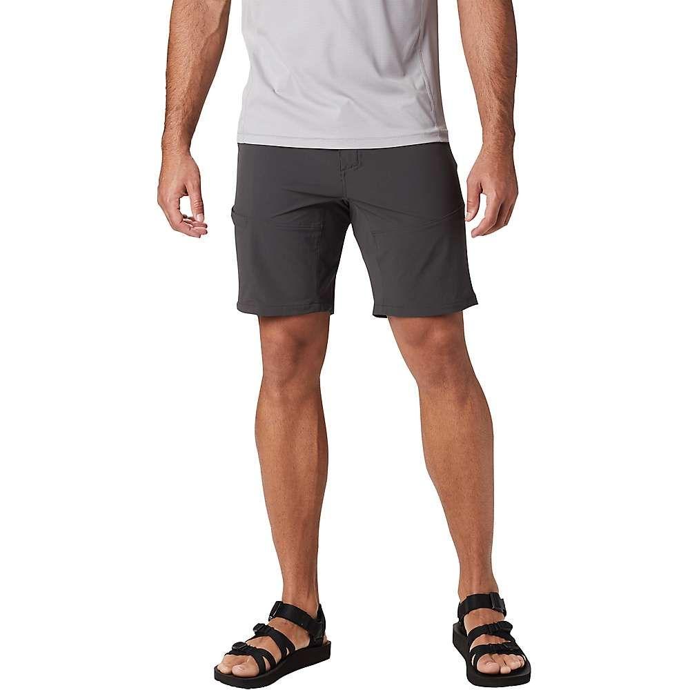 マウンテンハードウェア Mountain Hardwear メンズ ハイキング・登山 ボトムス・パンツ【Logan Canyon 7 Inch Short】Void