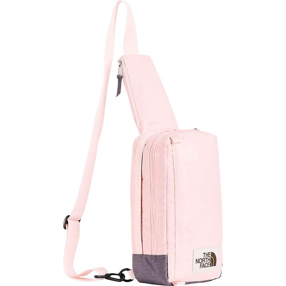 ザ ノースフェイス The North Face ユニセックス バッグ ショルダーバッグ【Field Bag】Pink Salt / Rabbit Grey Light Heather