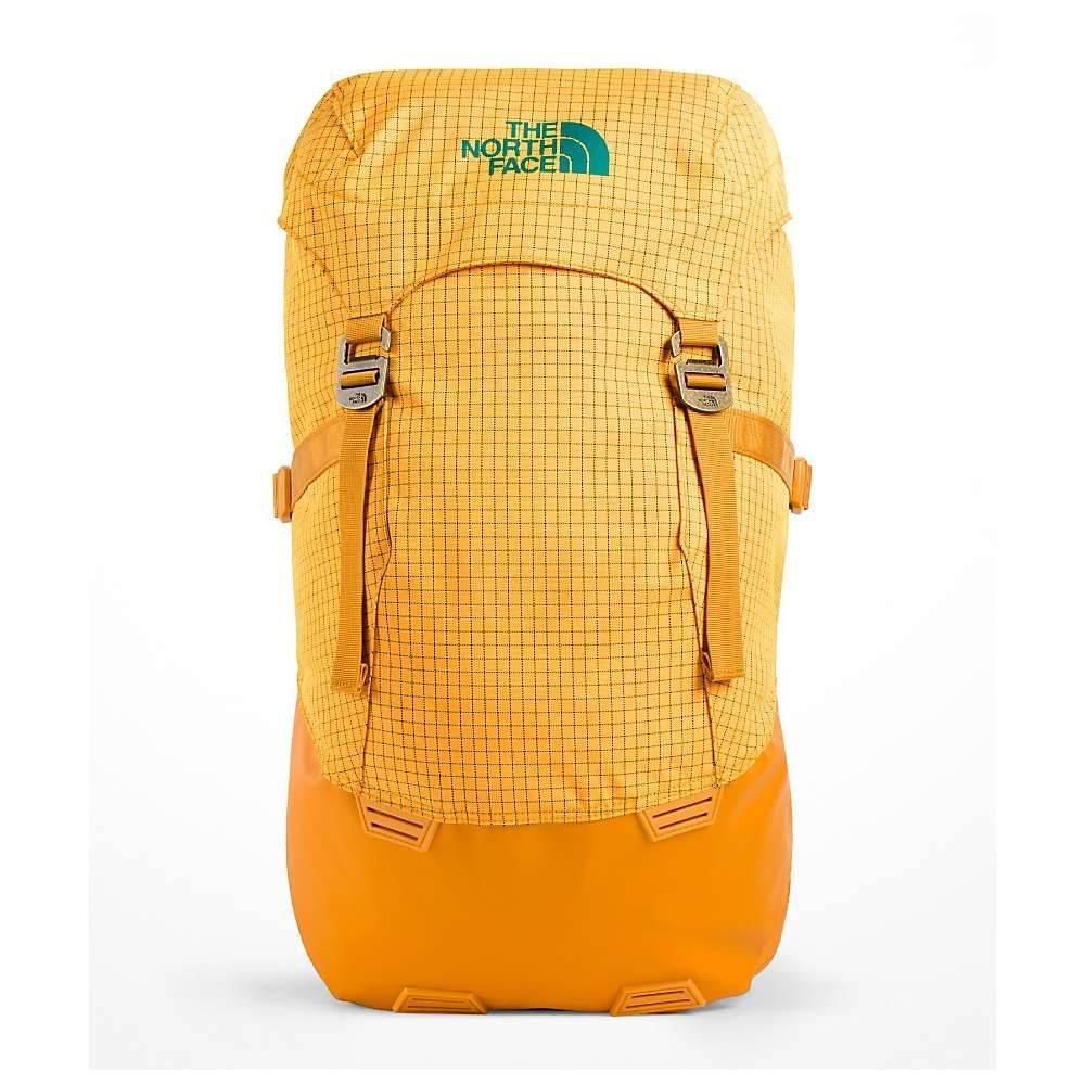 ザ ノースフェイス The North Face メンズ バッグ バックパック・リュック【Homestead Roadtripper Pack】Zinnia Orange Black Ripstop / Citrine Yellow