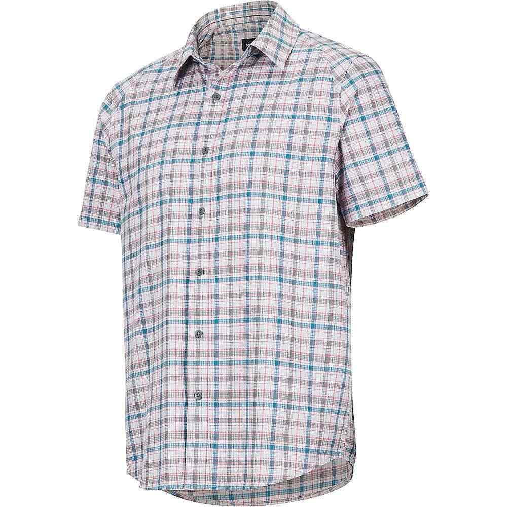 マーモット Marmot メンズ ハイキング・登山 トップス【Agrozonda SS Shirt】Bright Steel